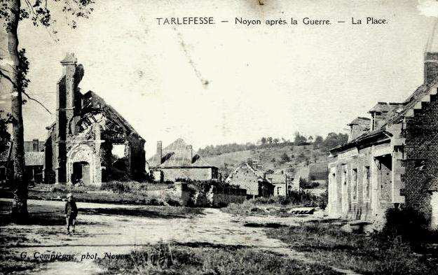 Tarlefesse - La place